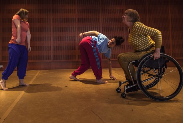 iDance colloquium_3.12.2017 | Providing access to contemporary dance education for people with disabilities