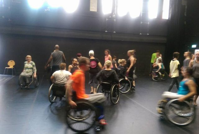 INCLUSIVE DANCE  & CHOREOGRAPHY