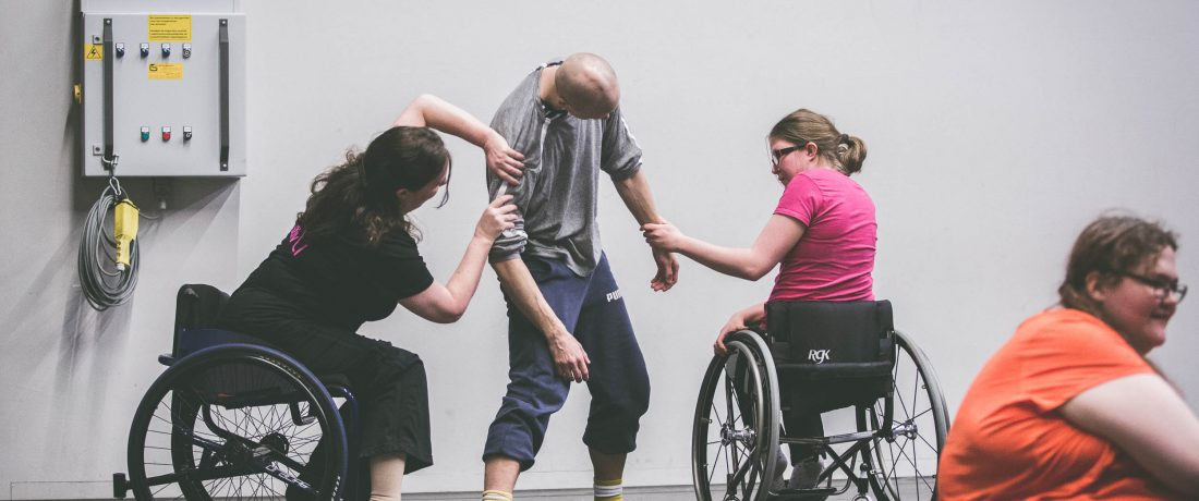 """Read the research report: """"Developing potential amongst disabled young people"""""""