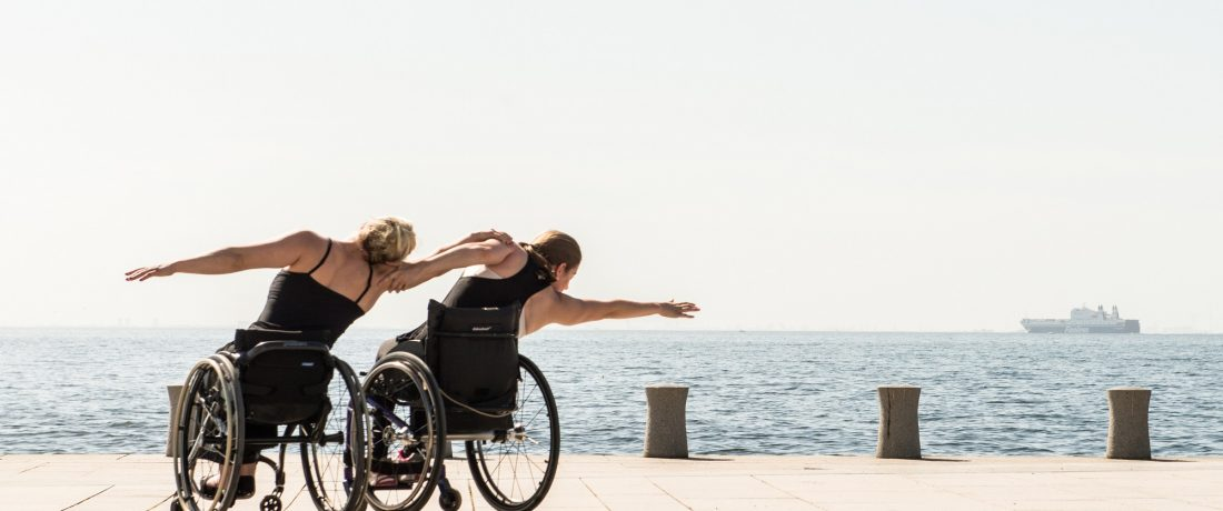 Dance & Disability: A research on inclusive dance education & training